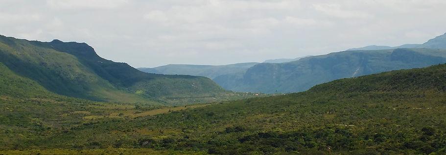 Vale do Capão Hospedagem Cachoeira da Fumaça Guia Agência Turismo
