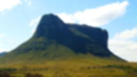 Morrão Monte Tabor Chapada Diamantina Vale do Capão