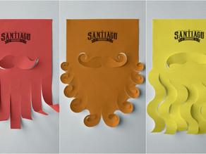 Cartazes bem barbeados e criativos para uma Barbearia