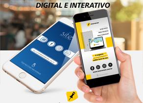 Cartão Digital e Interativo, como funciona?