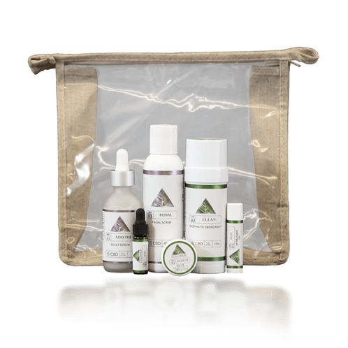 Color Up Therapeutics Everyday Essentials Kit
