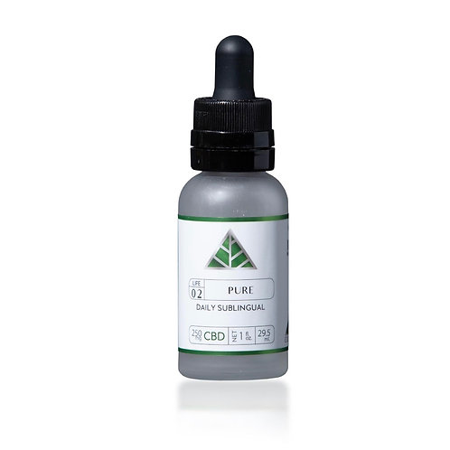 Color Up Therapeutics Pure Daily Oil