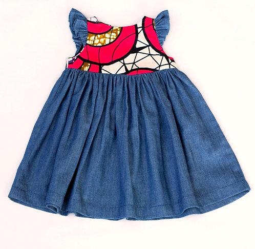 Lynn - robe bébé