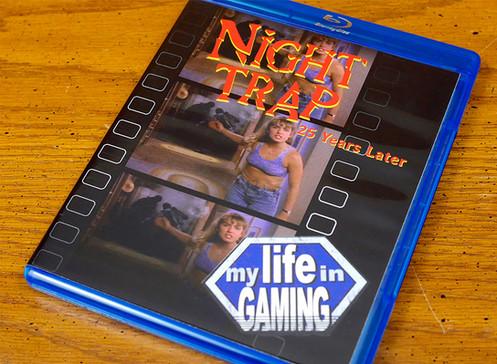 Night Trap 25 Years Later Documentary Blu-Ray
