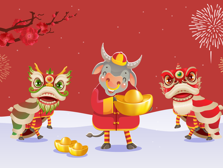 Year of the Ox: Chinese New Year Traditions & Design