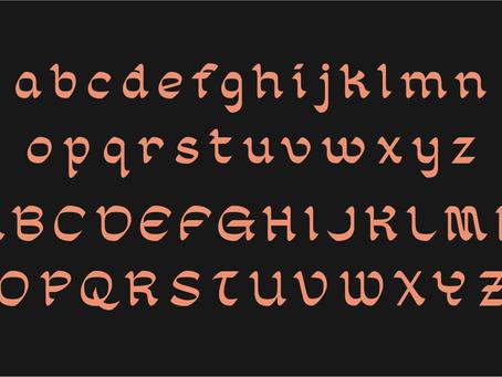 Learning Typeface Design with AD Designer Thavin Rajanakhan