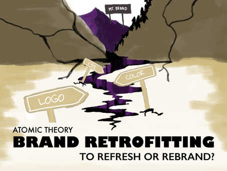Brand Retrofitting: To Refresh or Rebrand