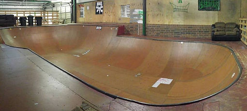 Skatepark Bowl