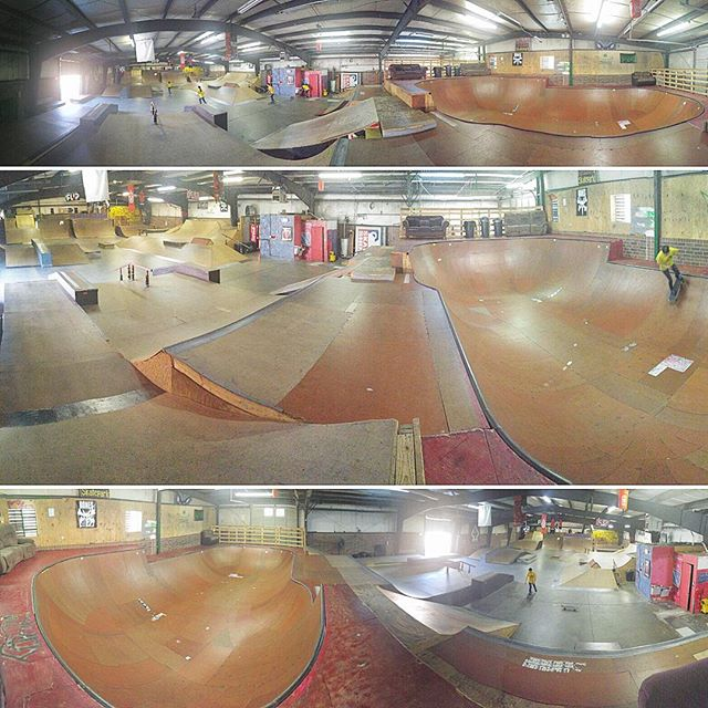 Indoor Skatepark