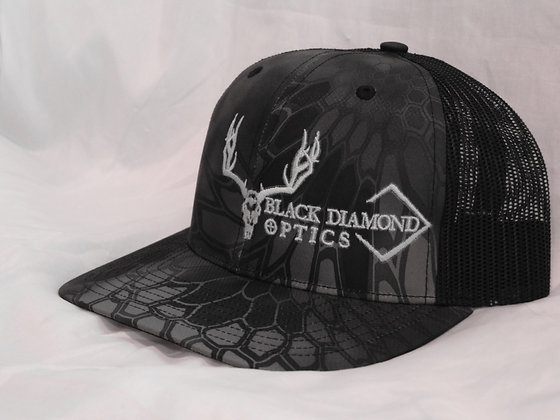 Black Diamond Optics Typhoon Kryptec Snapback