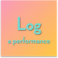 Log a performance.png