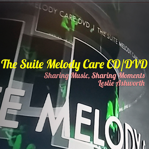 The Suite Melody Care CD/DVD