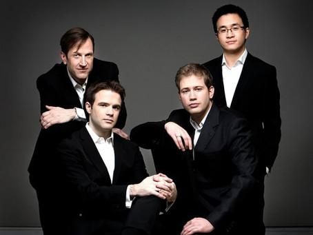 New Orford Quartet Presents Three Quartets