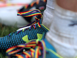 Wales Touch Men's Open supports Stonewall's Rainbow Laces Campaign