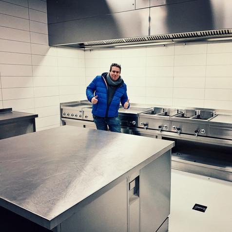 Onkel Fritts Küche