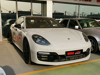 Porsche Panamera 4 E-Hibrid