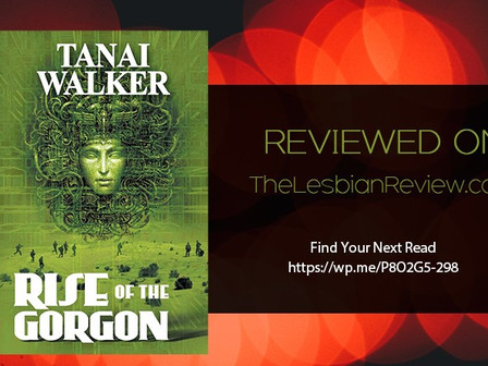 Rise of the Gorgon by Tanai Walker: Book Review