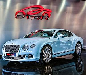 Bentley Continantal GT Speed