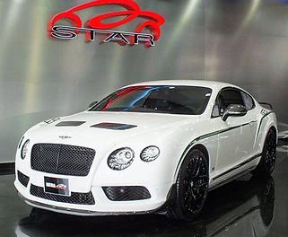 Bentley Continantal GT3-R
