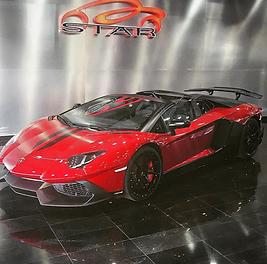 Lamborghini Avantador 50th anniversary