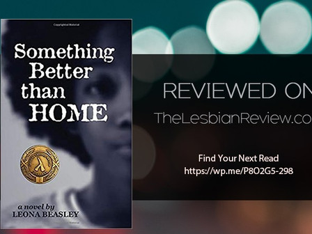 Something Better than Home by Leona Beasley: Book Review