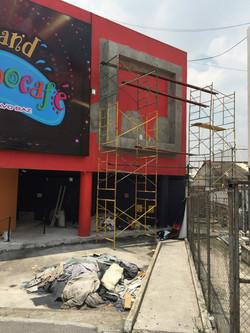 Remodelación Mambo Cafe