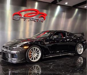 Nissan GT-R Full Carbon Fiber