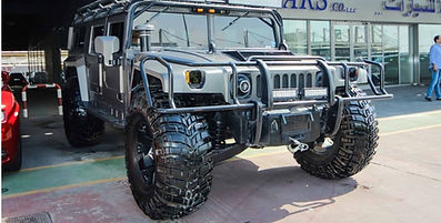 Hummer H1 (Limited Edition One of One)
