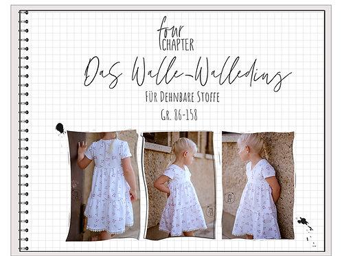 Wickelkleid - Das Walle-Walleding (Dehnbare Stoffe)