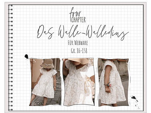 Wickelkleid - Das Walle-Walleding (Webware)