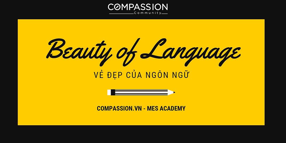 Crowd Learning: Beauty of Language - Vẻ Đẹp Của Ngôn Ngữ