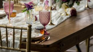 19 North Wedding Table Decor