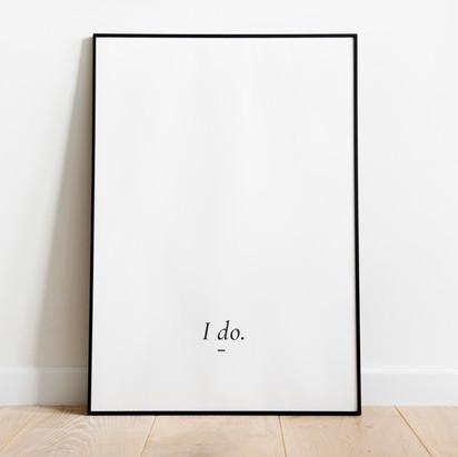I do (Blanco)