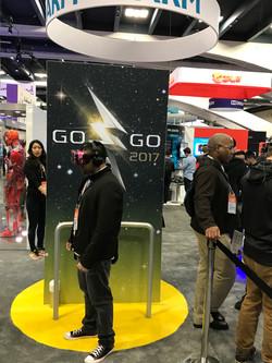 Pello Agency San Diego International Marketing Power Rangers Qualcomm Experiential Marketing