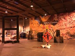 Qualcomm Pello Agency Experiential MArketing Tradeshow Life experiences