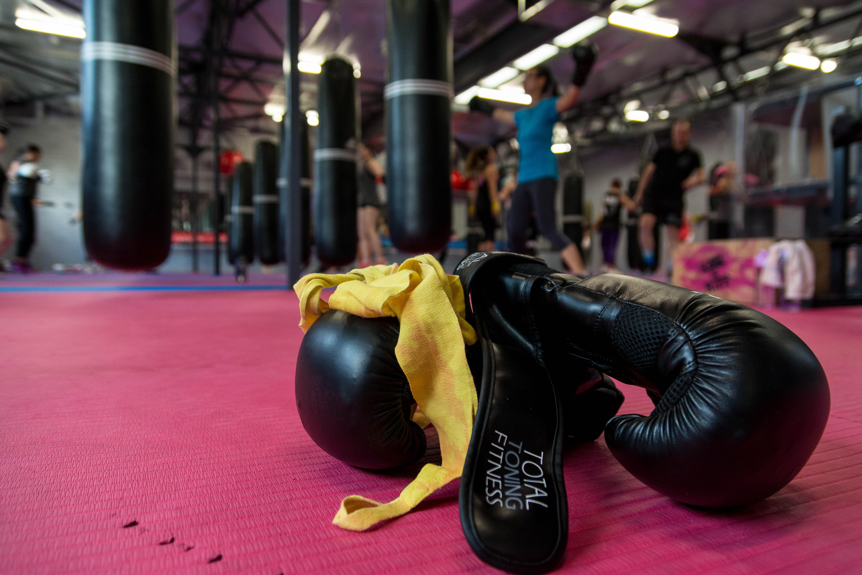 Sweaty gym gear = the best lifestyle