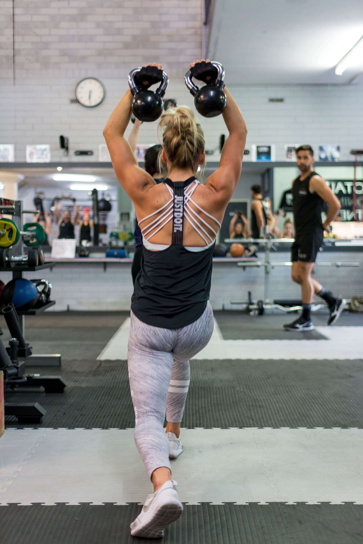 RIPPT classes strength training