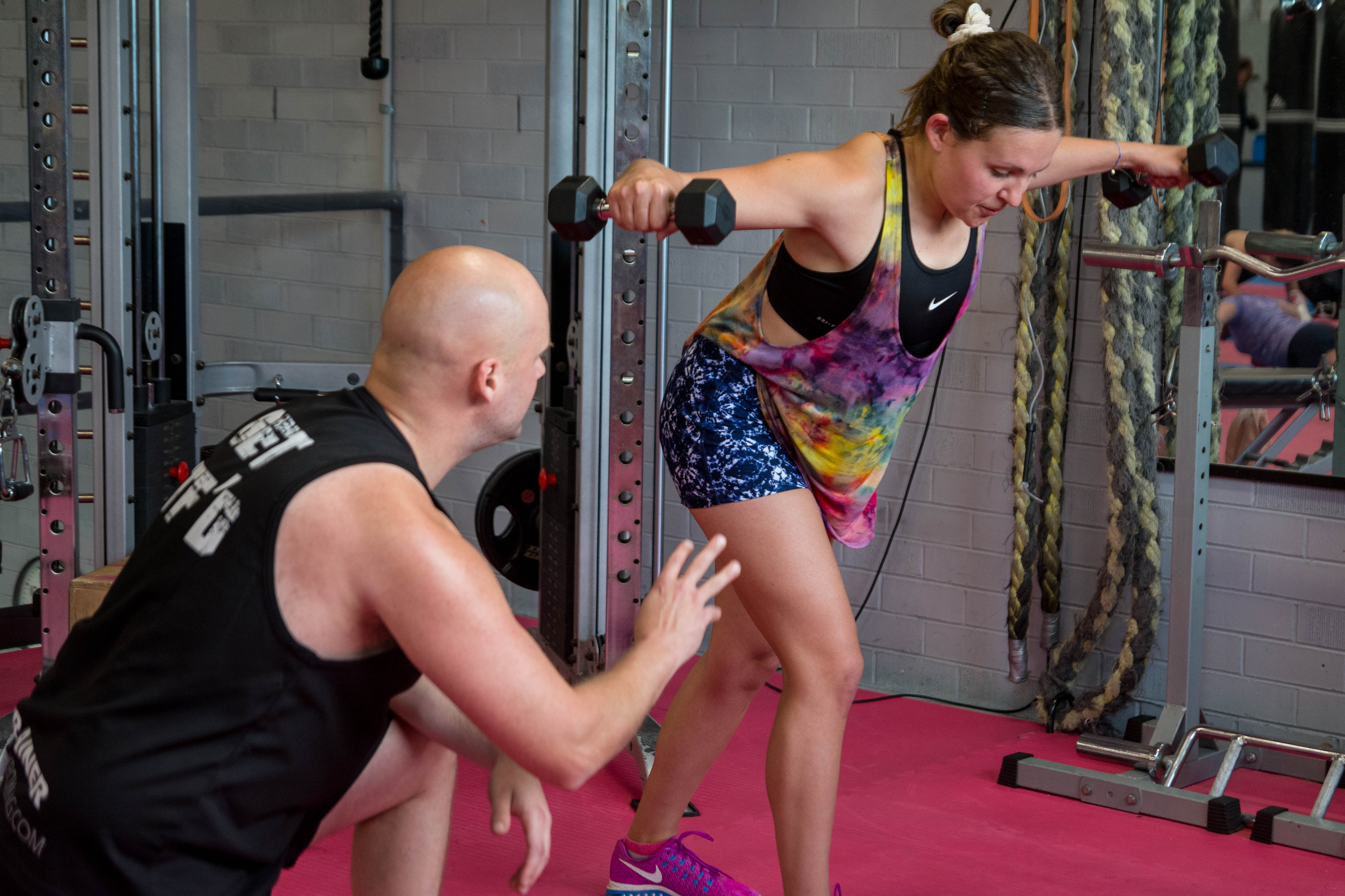 Stay on track with Personal Trainers
