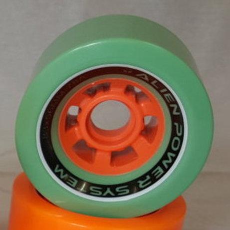APS Power wheel 83mm 78A - Colour: Green