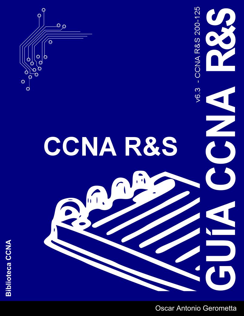 Guía CCNA R&S