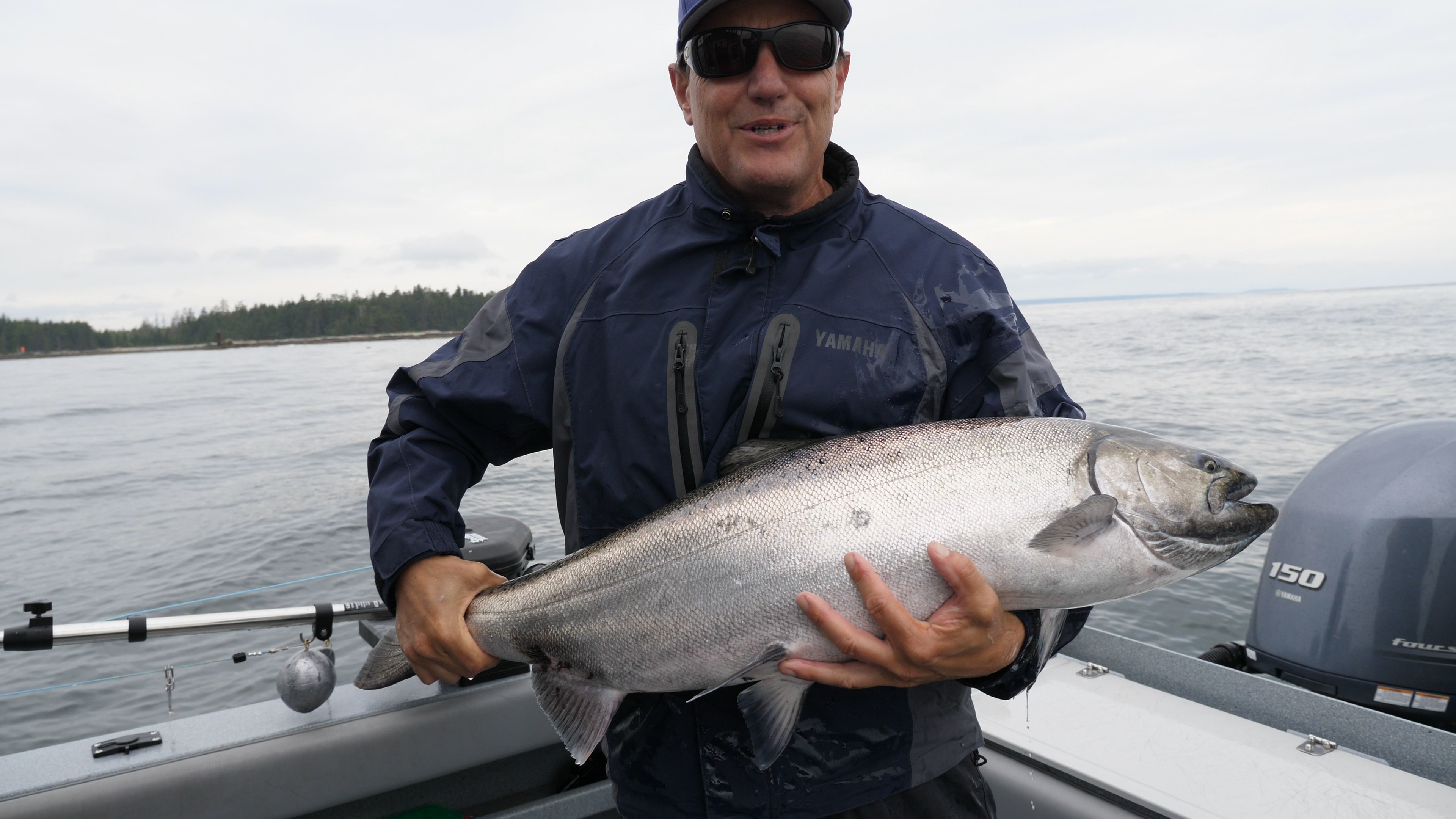 Tim Haida Gwaii Pic 1