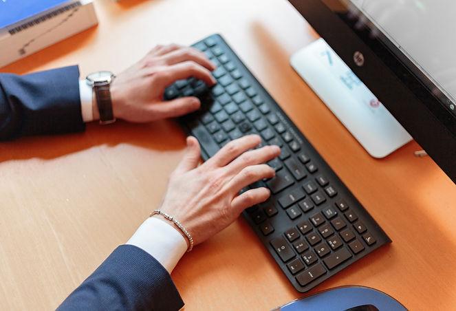 Communication-typing