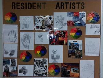 Resident Art