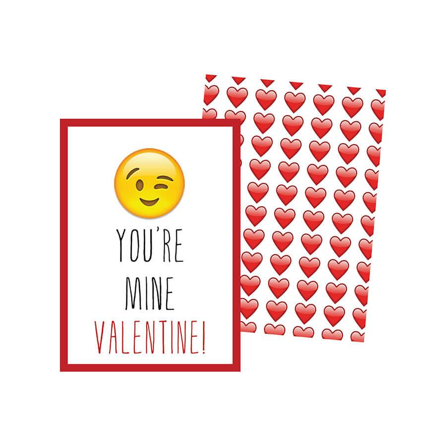 printable valentine hearts