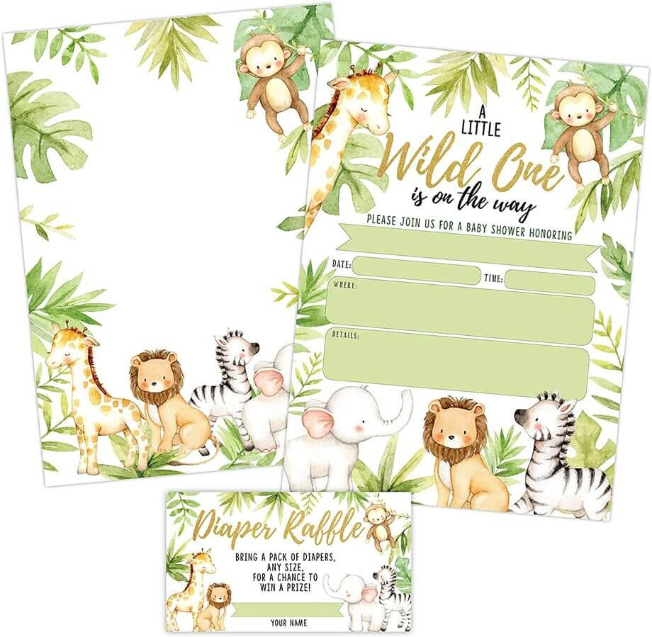 free baby shower invites
