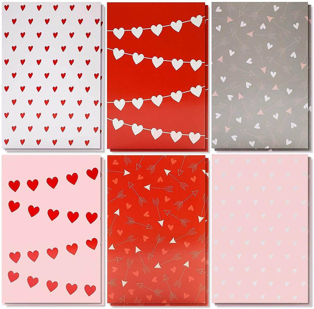 homemade valentine cards