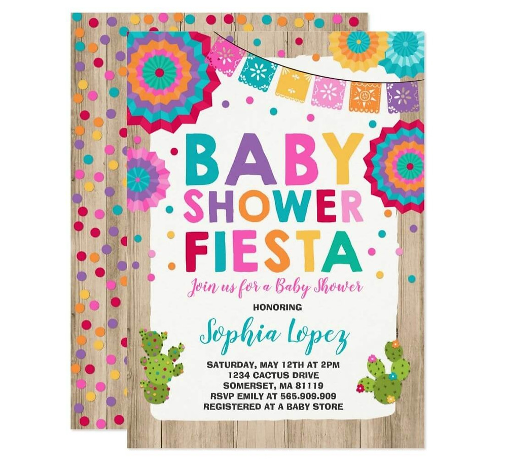 baby shower invites for couples