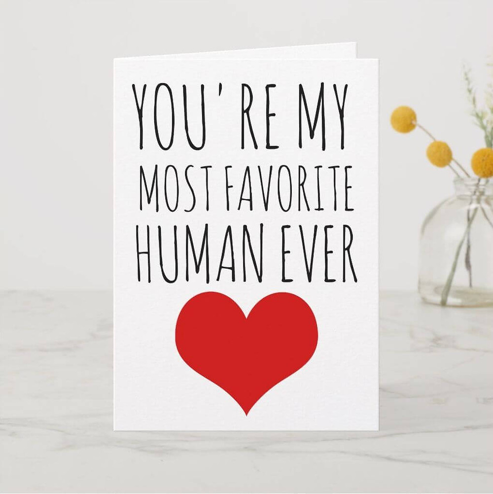 valentines day cards for her