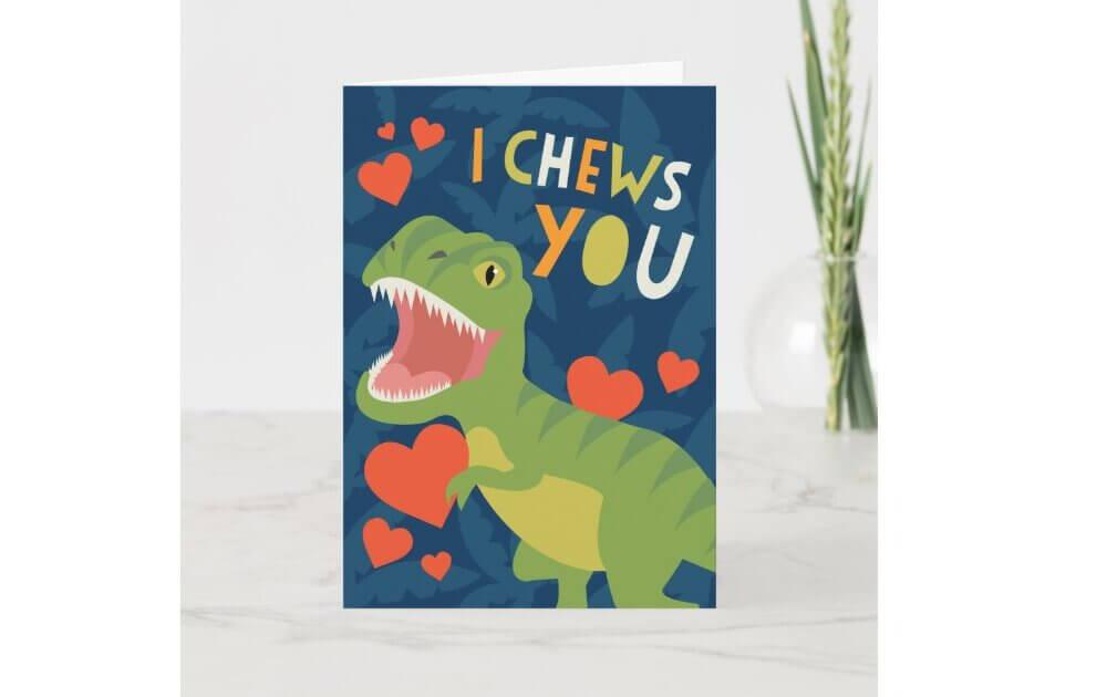 cheesy valentines cards
