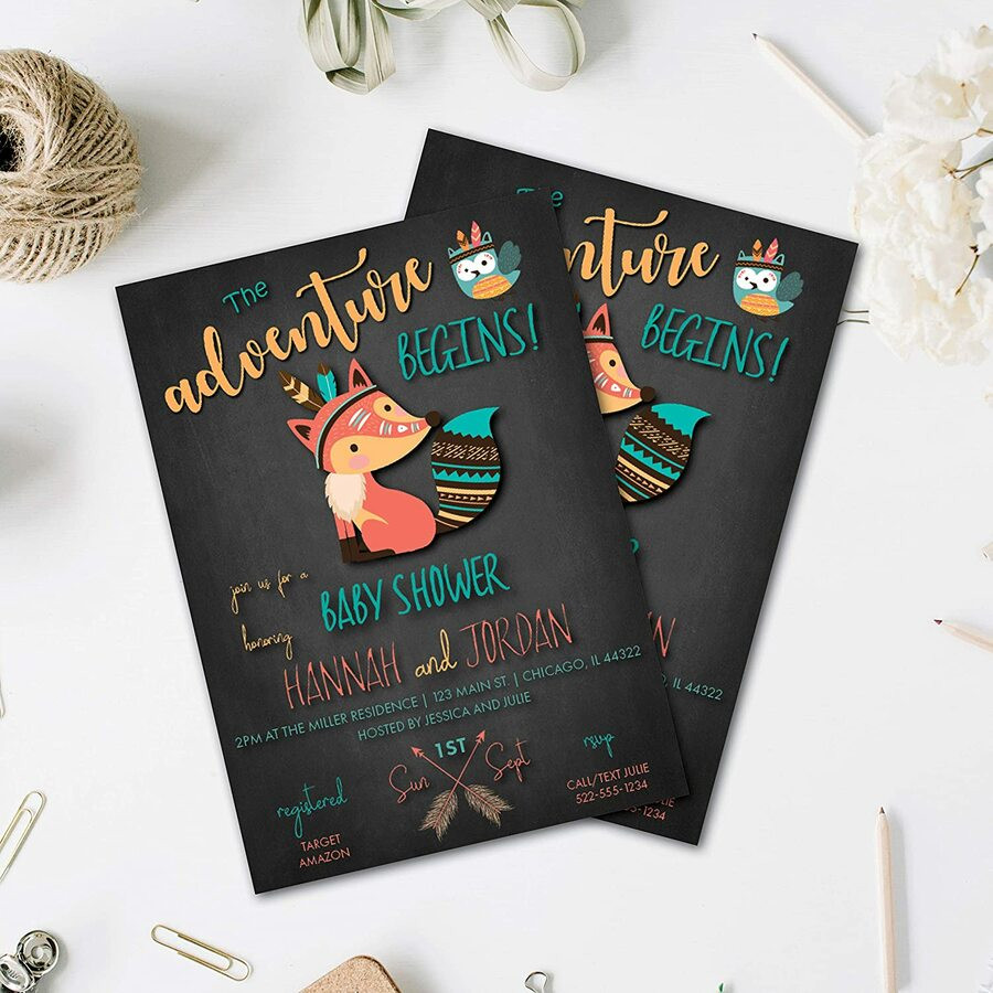 walgreens baby shower invites